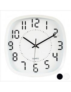Reloj de Pared Blanco Negro...